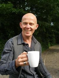 Der Kaffeefreund Dominik Schweer